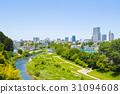 仙台市全景 31094608