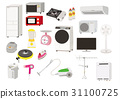 electronic good, appliance, electronic 31100725