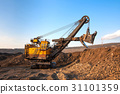 Coal Industry preparation plant and mining truck 31101359