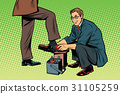 shoe shiner business 31105259