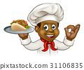 chef black kebab 31106835