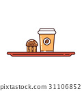 food, fast, burger 31106852