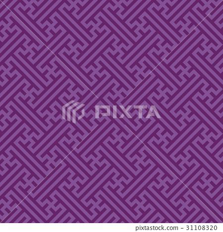 buddhist pattern pattern patterns stock illustration 31108320