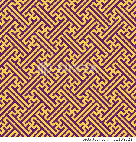 buddhist pattern pattern patterns stock illustration 31108322