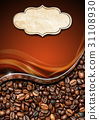 Template for Coffee House Menu 31108930