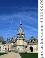 chateau de chantilly, landscape, scape 31113378