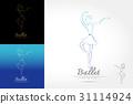 classical ballet logo 31114924