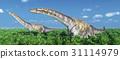 Dinosaur Argentinosaurus 31114979