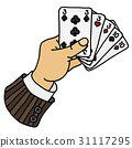 Funny poker cards 31117295