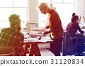 Gradient Color Effect Photo Fashion Designer Job 31120834