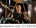 音乐 音乐家 钹 31128240