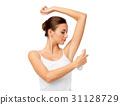 woman antiperspirant deodorant 31128729