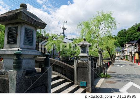 The streets of Kinosaki Onsen 31129899