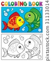 coloring, fish, fishes 31133014