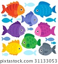 fish, fishes, color 31133053