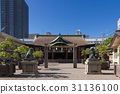 imamiyaebisu shrine, osaka city, osaka prefecture 31136100
