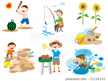 Sea play set 31136145