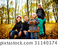 family, love, autumn 31140374