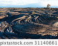 Volcanoes and lava landscapes on the Island of Hawaii 31140661