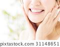 牙齒美白口腔護理美容女性護膚美容年輕女性美容 31148651