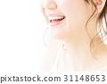 ทันตกรรมความงามการดูแลช่องปากไวท์เทนนิ่งหญิงความงามการดูแลผิวหญิงสาวงาม 31148653