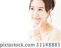 美容女性护肤美容年轻女性美容 31148883