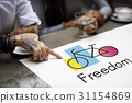 enjoyment, freedom, friends 31154869