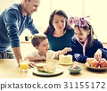 Family People Feelings Expression Background 31155172