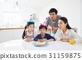 한국인, 가족, 행복 31159875