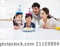 한국인, 가족, 행복 31159894