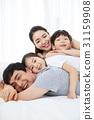 가족, 행복, 실내 31159908