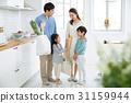 사람, 가족, 미소 31159944