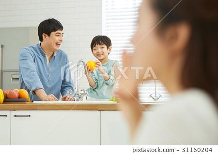 一個和諧的家庭 31160204