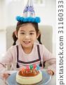 한국인, 어린이, 여자 31160333