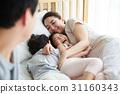 한국인, 행복, 가족 31160343