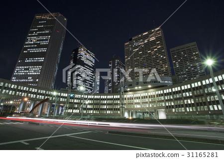 東京都政府辦公室,新宿,東京,日本 31165281