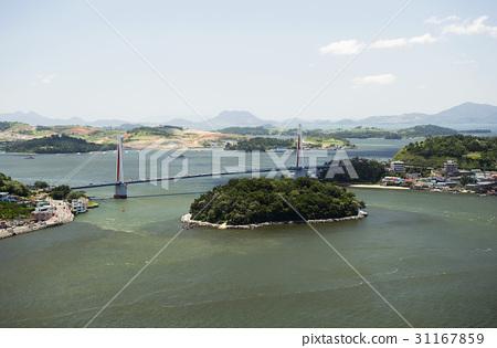 돌산대교,돌산도,장군도,다도해해상국립공원,여수시,전남 31167859