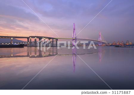 Busan Port Bridge, Gamman Pier, Busan Port, Namgu, Busan 31175887