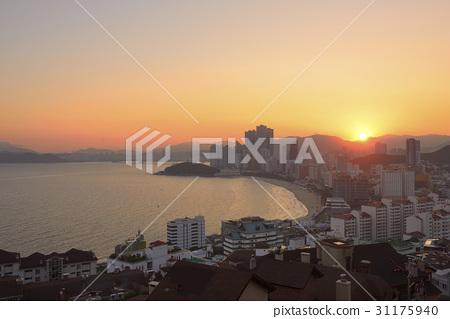 광안대교,웨스틴조선호텔부산,동백섬,마린시티,해운대,해운대구,부산 31175940