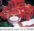 선물, 초, 카드(감사) 31179486