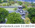 구마모토성,구마모토현,규슈,일본 31180144