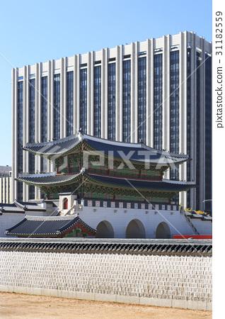 정부서울청사,광화문,경복궁(사적117호),종로구,서울 31182559