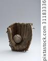 Baseball, Glove 31183336