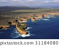 海 在前景 澳大利亞 31184080