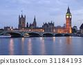 빅벤,국회의사당,웨스트민스터브릿지,템스강,런던,영국 31184193