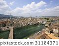 리마트강, 성페터교회, 스위스 31184371