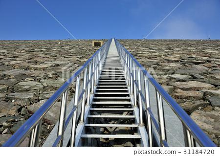 계단,산청양수발전소,산청군,경남 31184720