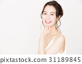 Beauty Female Oral Care Skin Care Beauty Young Female Beauty 31189845