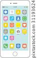 智能手機 智慧手機 智慧型手機 31193624