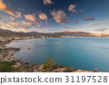 Panoramic view over  Albir in Alicante,Spain 31197528